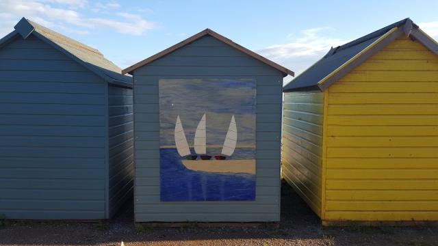Budleigh Beach Huts